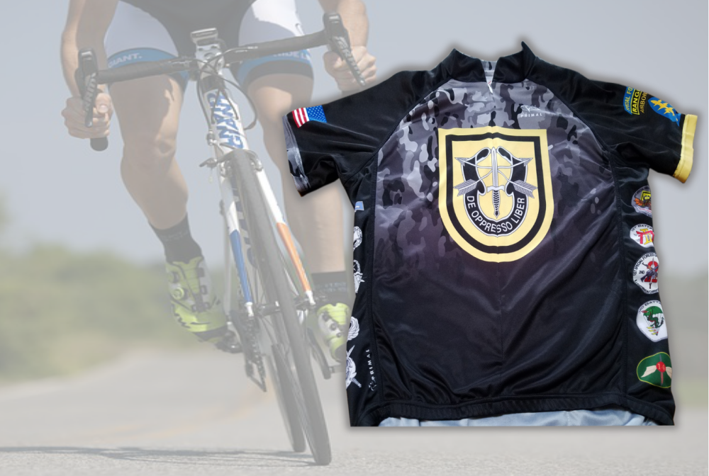 1st Special Forces Group Bike Jersey c90bfb9ac